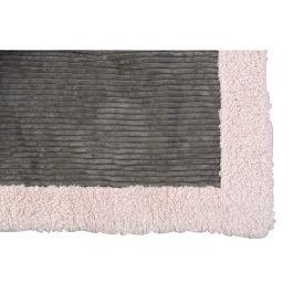 薄掛け こたつ布団 KK-141GY グレー 正方形 190×190cm 天板サイズ80×80以下 コーデュロイ ボア コタツ 掛布団 こたつ マット 暖房 炬燵 ふとん こたつ布団 おしゃれ