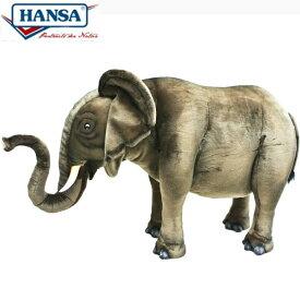 HANSA 3007 ゾウ130 全長:130cm ELEPHANT RIDE-ON BH3007 ぬいぐるみ ハンサ 象 クリスマス 誕生日 プレゼント 動物 犬 猫 鳥 うさぎ ペンギン アニマル 置物 人形 フィギュア KOESEN ケーセン カロラータ 大きい マスコット 実物大 大型