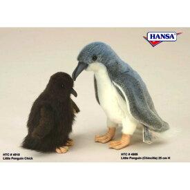 HANSA 4909 コガタペンギン25 全長:25cm LITTLE PENGU BH4909 ぬいぐるみ ハンサ クリスマス 誕生日 プレゼント 動物 犬 猫 鳥 うさぎ ペンギン アニマル 置物 人形 フィギュア KOESEN ケーセン カロラータ 大きい マスコット 実物大 大型