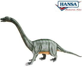 HANSA 5313 ブロントサウルス180 全長:180cm BRONTOSAURUS BH5313 ぬいぐるみ ハンサ クリスマス 誕生日 プレゼント 動物 犬 猫 鳥 うさぎ ペンギン アニマル 置物 人形 フィギュア KOESEN ケーセン カロラータ 大きい マスコット 実物大 大型