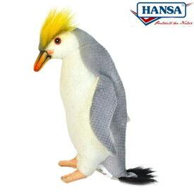 HANSA 7086 ロイヤルペンギン22 全長:22cm ROYAL PENGUI BH7086 ぬいぐるみ ハンサ クリスマス 誕生日 プレゼント 動物 犬 猫 鳥 うさぎ ペンギン アニマル 置物 人形 フィギュア KOESEN ケーセン カロラータ 大きい マスコット 実物大 大型