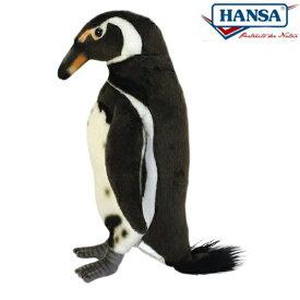 HANSA 7099 ガラパゴスペンギン23 全長:23cm GALAPAGO BH7099 ぬいぐるみ ハンサ クリスマス 誕生日 プレゼント 動物 犬 猫 鳥 うさぎ ペンギン アニマル 置物 人形 フィギュア KOESEN ケーセン カロラータ 大きい マスコット 実物大 大型
