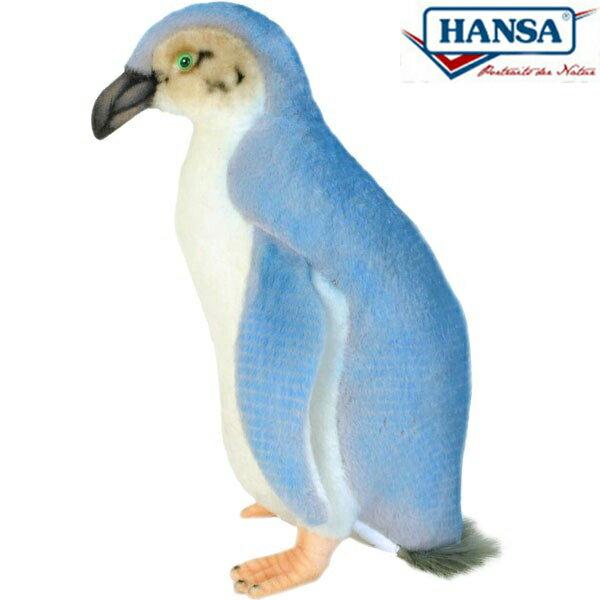 HANSA 7100 ハネジロペンギン23 全長:23cm WHITE FLIPP BH7100 ぬいぐるみ ハンサ クリスマス 誕生日 プレゼント 動物 犬 猫 鳥 うさぎ ペンギン アニマル 置物 人形 フィギュア KOESEN ケーセン カロラータ 大きい マスコット 実物大 大型