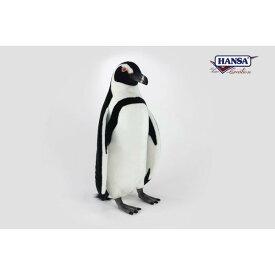 HANSA 7109 ケープペンギン62 全長:62cm AFRICAN PENG BH7109 ぬいぐるみ ハンサ クリスマス 誕生日 プレゼント 動物 犬 猫 鳥 うさぎ ペンギン アニマル 置物 人形 フィギュア KOESEN ケーセン カロラータ 大きい マスコット 実物大 大型