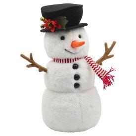 HANSA 7600 スノーマン 29 SNOWMAN 雪だるま 全長:29cm BH7600 ぬいぐるみ ハンサ サンタ 冬 クリスマス 誕生日 プレゼント 動物 犬 猫 鳥 うさぎ ペンギン アニマル 置物 人形 フィギュア KOESEN ケーセン カロラータ 大きい マスコット 実物大 大型 オラフ アクリル