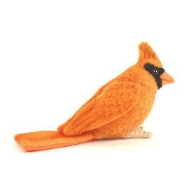 HANSA オレンジショウジョウコウカンチョウ9 L9(cm) 5518 ぬいぐるみ ハンサ クリスマス 誕生日 プレゼント 景品 動物 犬 猫 鳥 うさぎ ペンギン アニマル 置物 人形 フィギュア KOESEN ケーセン カロラータ 大きい マスコット 実物大 大型
