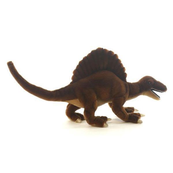 HANSA スピノサウルス57 L57(cm) 5534 ぬいぐるみ ハンサ クリスマス 誕生日 プレゼント 動物 犬 猫 鳥 うさぎ ペンギン アニマル 置物 人形 フィギュア KOESEN ケーセン カロラータ 大きい マスコット 実物大 大型