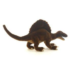 【HANSA 5534】 スピノサウルス57 L57(cm) ぬいぐるみ ハンサ クリスマス 誕生日 プレゼント 動物 犬 猫 鳥 うさぎ ペンギン アニマル 置物 人形 フィギュア KOESEN ケーセン カロラータ 大きい マスコット 実物大 大型
