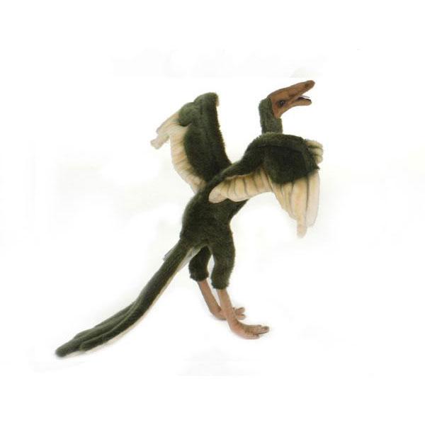 HANSA 始祖鳥27 H27(cm) 5566 ぬいぐるみ ハンサ クリスマス 誕生日 プレゼント 動物 犬 猫 鳥 うさぎ ペンギン アニマル 置物 人形 フィギュア KOESEN ケーセン カロラータ 大きい マスコット 実物大 大型