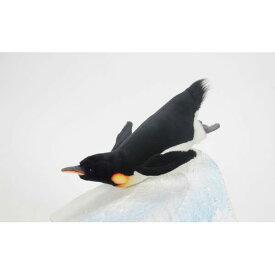 HANSA ペンギン32 L32(cm) 5756 ぬいぐるみ ハンサ クリスマス 誕生日 プレゼント 動物 犬 猫 鳥 うさぎ ペンギン アニマル 置物 人形 フィギュア KOESEN ケーセン カロラータ 大きい マスコット 実物大 大型