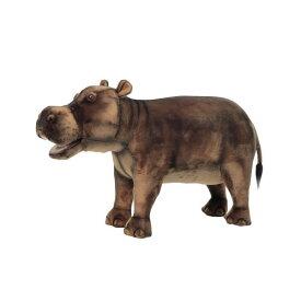 HANSA スツールカバ80 L80(cm) 6082 ぬいぐるみ ハンサ イス 椅子 腰掛け 乗用玩具 贈答品 誕生日 プレゼント 動物 犬 猫 鳥 うさぎ ペンギン アニマル 置物 人形 フィギュア KOESEN ケーセン カロラータ 大きい マスコット 実物大 大型!