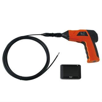 Radio-type industrial endoscope 4.5 φ *5m three are solution optical goods endoscope
