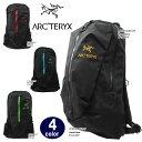 Arcteryx アークテリクス リュック バッグ 6029 アロー22 Arro22 Backpack デイバッグ リュックサック バックパック …