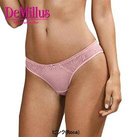 DeMillus デミルス ブラジリアンショーツ マイクロファイバー ビキニショーツ インポート レディース 女性 インナー ホワイト ブラック ベージュ ピンク S M L XL 16249