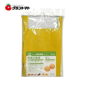 果実袋 なし掛袋 K-12 50枚入り 幸水、豊水なし用 一色本店