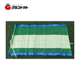 ネギ収穫ネット KCW-60-125-B 40枚 シンセイ【取寄商品】