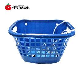 苗かご 小 (ひも付) ブルー アロン化成