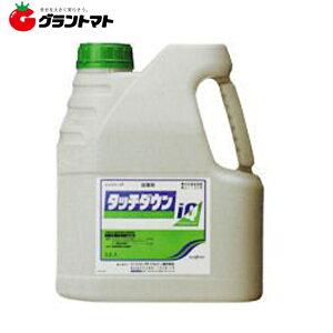 タッチダウンIQ 5L 高濃度浸透性除草剤 農薬 シンジェンタ【取寄商品】
