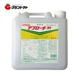 アプローチBI 5L 展着剤 丸和バイオケミカル【取寄商品】