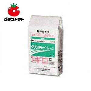 クリンチャー1キロ粒剤 1kg 水稲用中期除草剤 ノビエ特化 農薬 ダウケミカル