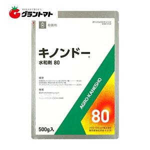 キノンドー水和剤80 500g 銅水和剤 高効果予防殺菌剤 農薬 アグロカネショウ