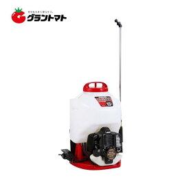 ガーデンスプレーヤー ES-15C 15L 背負動噴 エンジン式噴霧機 工進【 取寄商品】