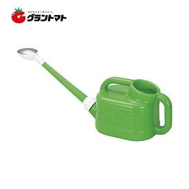 トンボ じょうろグリーン 4型 4L 新輝合成