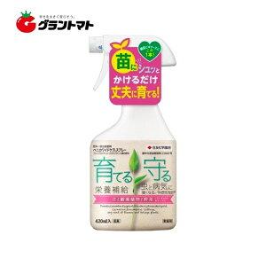 ベニカワイドケアスプレー 420ml 肥料+殺虫殺菌剤 住友化学園芸【取寄商品】