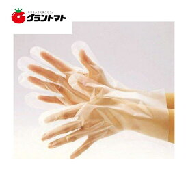 調理用ポリエチレン手袋 半透明 Sサイズ 100枚入 ダンロップホームプロダクツ