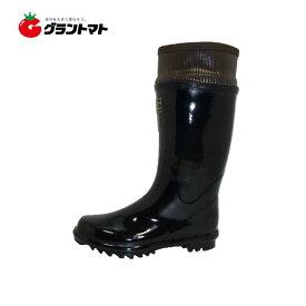ドライナー防雪紳士半長 黒 27.0cm B0012AB 長靴 弘進ゴム