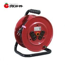 標準型電工ドラム DY-15 (屋内型) 単相100V 15m 日動工業