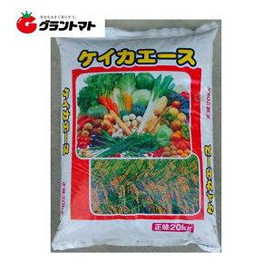 ケイカエース 0-2-20 20kg 珪酸入り肥料 (苦土3%ホウ素0.05%入り)