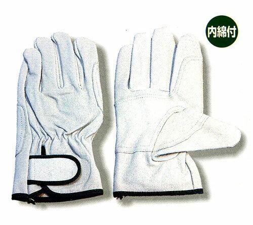 豚クレスト レインジャー型 9909 Mサイズ 高触感天然皮革手袋
