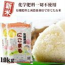 (送料無料) 新米 令和元年産 九州 宮崎県産にこまる 5kg×2袋【10kg】減農薬 白米 お米【九州・宮崎県より産地直送…