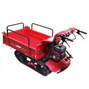 筑水キャニコム クローラー運搬車 BH42MTD 箱型三方開き 400kg クローラ運搬車