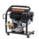 【送料無料】【代引OK】工進 高圧洗浄機 JCE-1408U (固定式) 農業用エンジン式高圧洗浄機