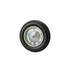 昭和 チューブタイヤ 350-5 (ホイル:アルミ製) 運搬用品アタッチメント 【メーカー直送・代引不可】