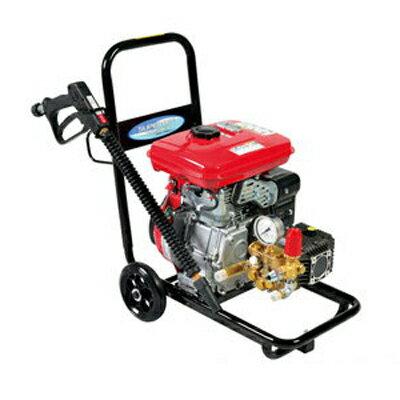 スーパー工業 高圧洗浄機 SEC-1310-2 エンジン式高圧洗浄機 【代引不可】