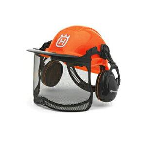 【ハスクバーナ】 フォレスト ヘルメット 【576412401】