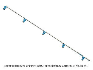 【ノズル・噴口】ヤマホ ラウンドノズル25動力用5頭口(G1/4)【噴霧器・噴霧機・動噴・防除用】