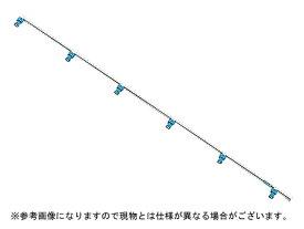 【ノズル・噴口】ヤマホ ラウンドノズル25動力用6頭口(G1/4)【噴霧器・噴霧機・動噴・防除用】