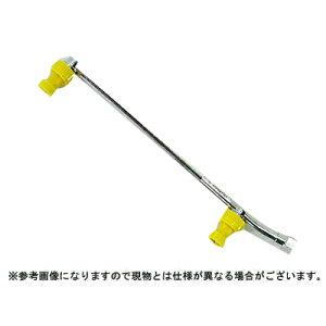 【ノズル・噴口】ヤマホ ラウンドノズル50動力用2頭口(G1/4)【噴霧器・噴霧機・動噴・防除用】
