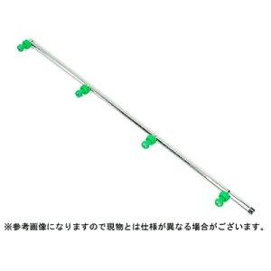 【ノズル・噴口】ヤマホ ラウンドノズル100動力用4頭口(G1/4)【噴霧器・噴霧機・動噴・防除用】