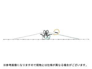 【ノズル・噴口】ヤマホ 中持ブームG型18頭口ウキアガリスズランタイプ(G3/8)【噴霧器・噴霧機・動噴・防除用】