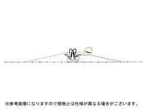 【ノズル・噴口】ヤマホ 中持ブームG型20頭口新広角スズランタイプ(G3/8)【噴霧器・噴霧機・動噴・防除用】