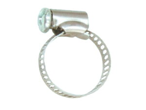【永田】D-12ダイヤクランプ(ステンレス製)32mm【ホース接続金具・ホースバンド・防除器具】