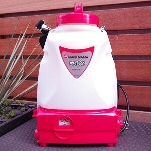 丸山製作所 バッテリー噴霧器 MSB110Li きりひめ(充電式・背負式・動噴)