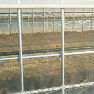 日本ワイドクロス サンサンはちネット HM3388 2.3×100m 目合3.6mm 透光率95%