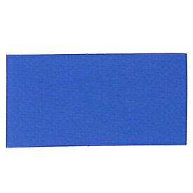 ダイオ化成 野積用 ボンガード スーパーシート 5号 ブルー/オレンジ 540×540cm 端部折り返し、四方ハトメピッチ45cm