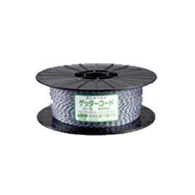 末松電子 電気柵 資材 ゲッターコード 500m巻 柵線 電柵ロープ